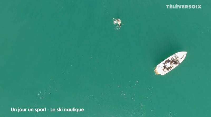Le ski nautique