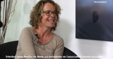 Sandra de Meris Versoix accueille