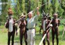 Voyage chez les papous avec Pierre Challandes
