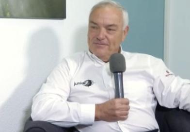 Entretien avec Philippe Durr, champion du monde de voile
