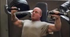 Hervé Wuthrich, bodybuilder