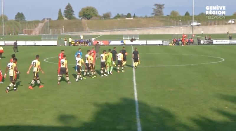 Signal Bernex Confignon FC – FC Amical Saint-Prex
