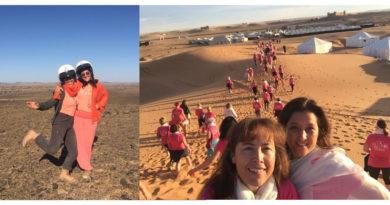 Les Sister Act au coeur du désert marocain