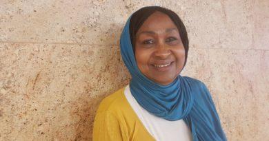 Kadidja Touré, militante du vivre ensemble