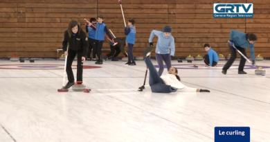Un jour un sport: Le curling