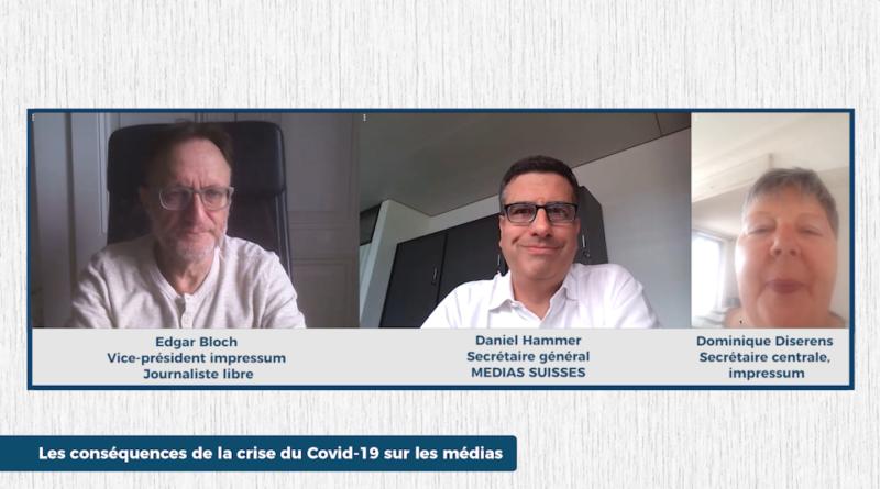Les conséquences de la crise du COVID-19 sur les médias