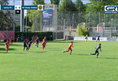 Lancy FC . FC Vevey United
