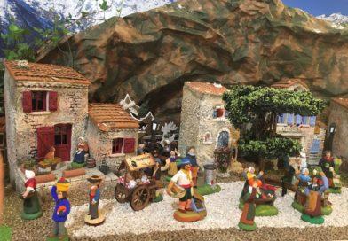 Crèches provençales