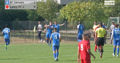 FC Versoix – FC Lancy 2