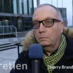 Thierry Brandt, journaliste