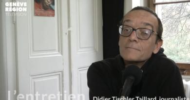 Didier Tischler Taillard, journaliste