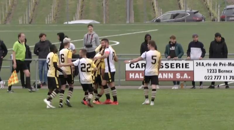 Signal FC Bernex-Confignon /Servette FC M-21