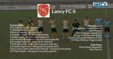 Lancy FC II – Meyrin II