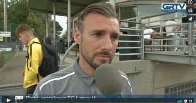 """Paulo Pinto: """"On a bien travaillé le match"""""""