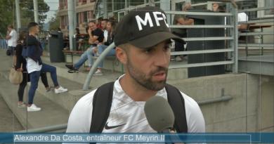 "Alexandre Da Costa: ""Un non match"""
