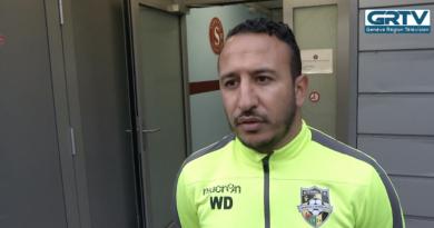 """Wassil Debbiche: """" Une première partie de saison difficile"""""""