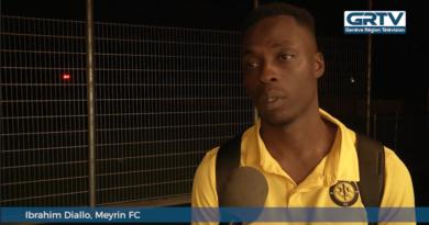 Ibrahim Diallo Meyrin FC